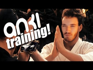 TRAINING TO BE COME THE BEST! - Anki Training