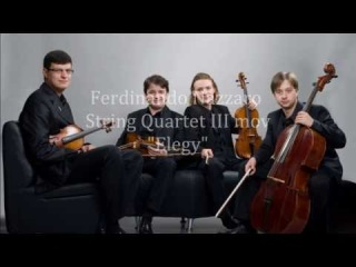 Ferdinando NAZZARO String quartet mov.III