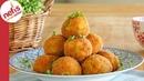 AZ MALZEMELİ EFSANE TARİF ✅ Kaşarlı Patates Topları