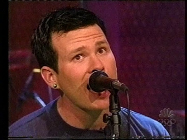 Blink-182 - All The Small Things   Live at The Tonight Show with Jay Leno (1999)
