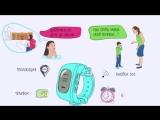 Обзор детских умных часов