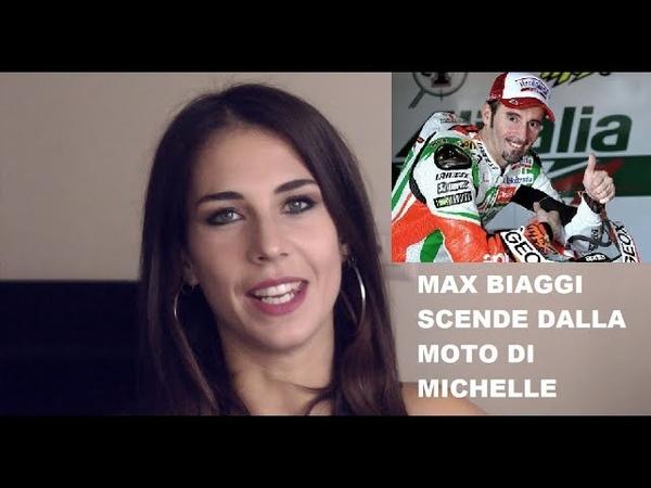 Michelle Carpente: la delusione e le rinunce per Max Biaggi La storia d'amore FINITA!