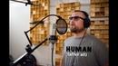 ROMNROLL in the studio (Rag'n'Bone Man HUMAN cover)