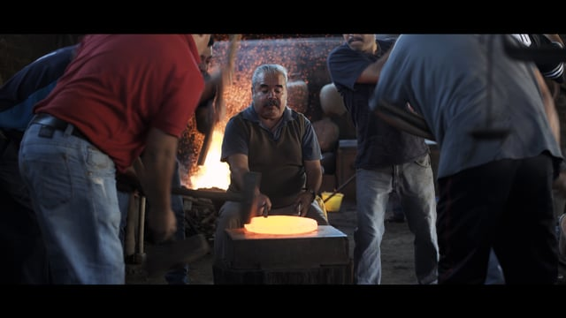 Mexican Handcraft Masters COPPER