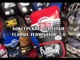 Боксерские перчатки Flamma TERMINATOR 2.0