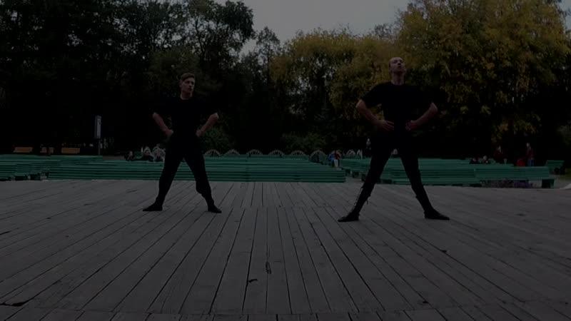 Лезгинка/тренер Руслан Мурадов/E-Study-On
