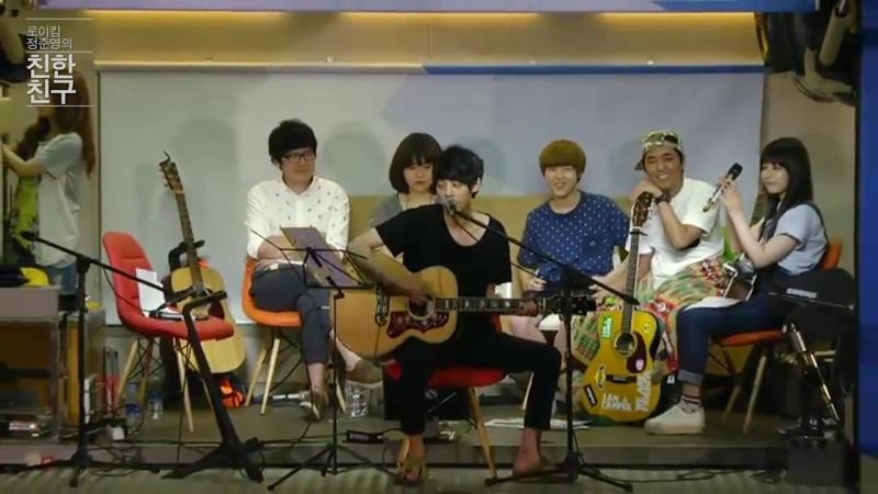 RADIO BUSKING 2 - Jung Joon-young - illa illa 2013062