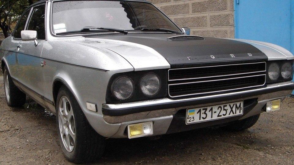 Ford Consul (Предшественник Granada) - Тюнинг - Ford Club ... Форд Гранада Тюнинг