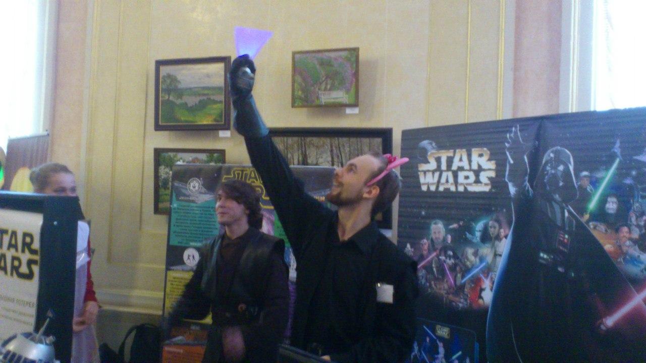 Новости Звездных Войн (Star Wars news): EveryCon 2013 завершен!