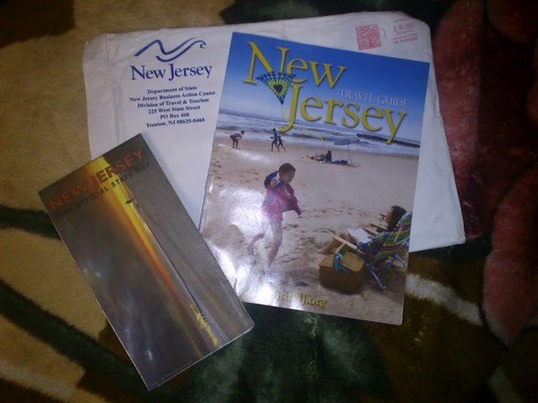 Нью-Джерси халява