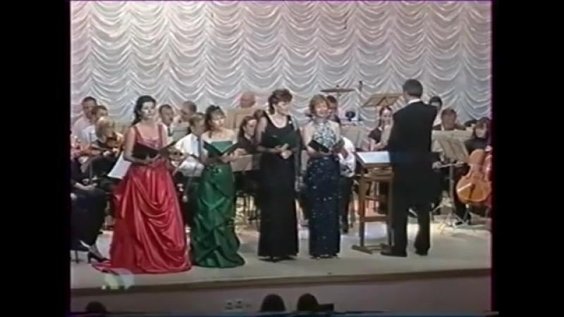 Д. Россини – «Ария Розины» из оперы «Севильский цирюльник»