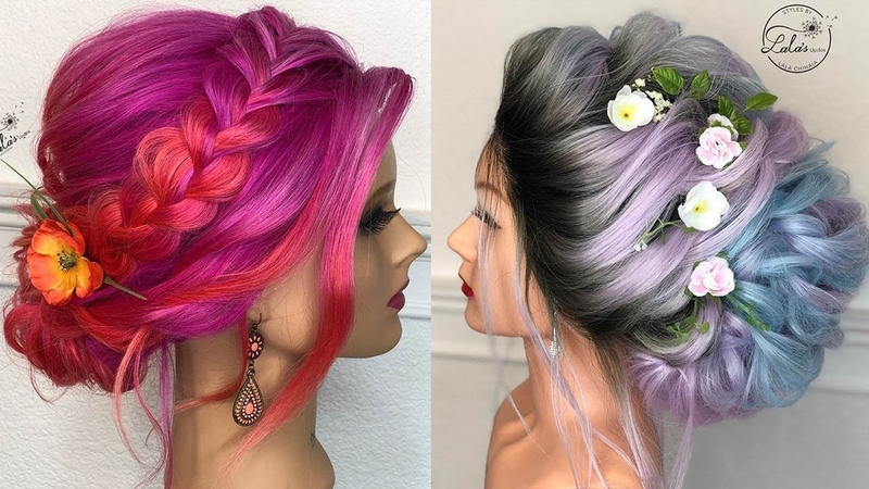 12 Easy Updo Hairstyles for Formal Events ❀ Hair Updo Ideas