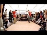 | Awesome Battle | 31.08.13 | Hip-Hop Beg Semi-Final | Malkov Gleb vs Eric |