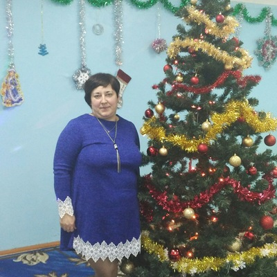 Елена Монахова