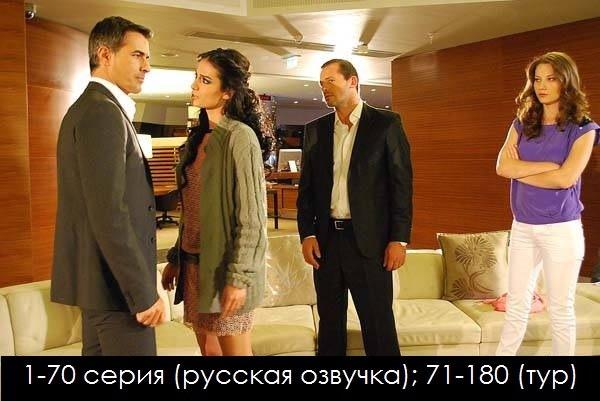 Турецкие сериалы смотреть онлайн на русском языке бесплатно