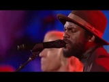 Gary Clark Jr, Joe Walsh &amp Dave Grohl - While My Guitar Gently Weeps (Tribute to The Beatles, 2014)