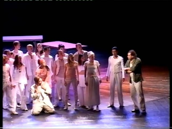 Jesus Christ Superstar Schwerin (Chris Murray, Andrea Matthias Pagani, Katrin Huke)