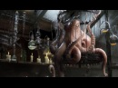 Evil Octopus - Making of