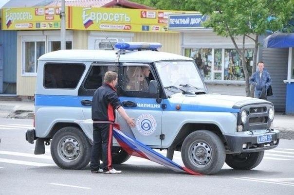 В одном из районов Москвы кавказец убил русского - Бирюлево охватил стихийный народный бунт - Цензор.НЕТ 2902