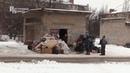 Пункт приема вторсырья в центре Краматорска