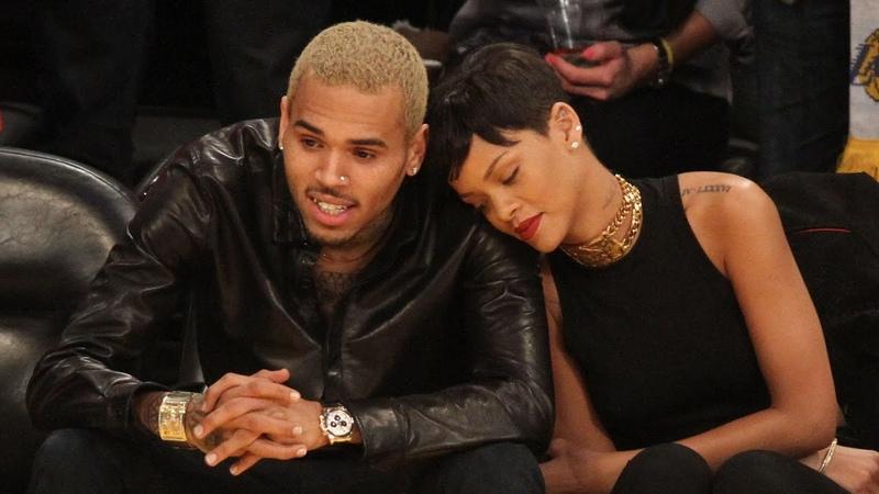 Rihanna spuckte Blut Chris Brown verrät Prügel Details