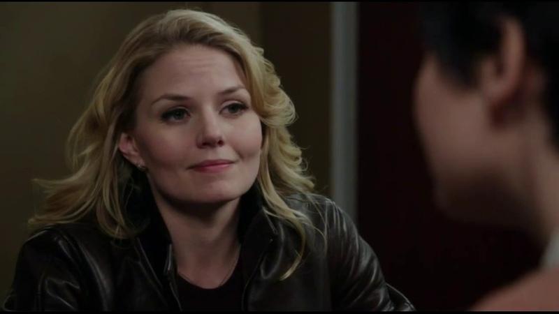 Эмма допрошивает Мэри Маргарет 1x16