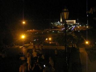 Моя интервальная съёмка Zeitraffer, Timelapse - 9 - / Одесса.6.08.18. 2 ночи - Потемкинская лестница & Морвокзал