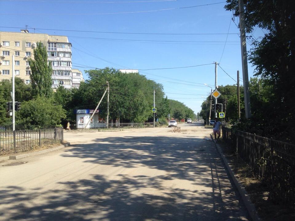 Водоканал Таганрога: Перекресток Ломоносова/Шило открыт для проезда авто