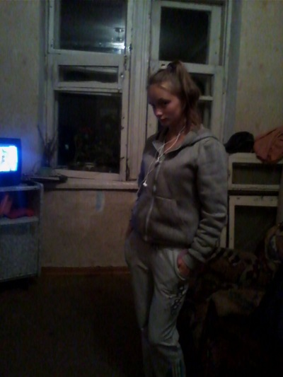Дарья Галигузова, 21 августа , Стрежевой, id221520701