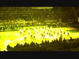 FREAK DANCE STUDIO «The Greatest Show» выступление в УДС «Молот» на открытии матча БК «Парма»