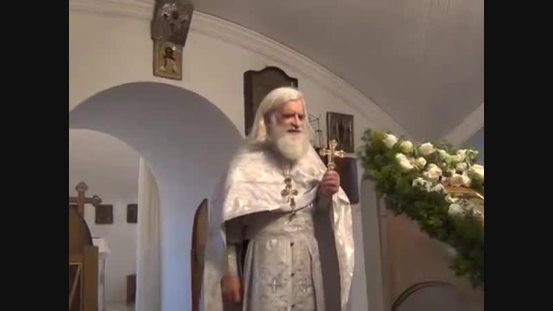 Проповедь в день памяти св. вмч. Феодора Стратилата