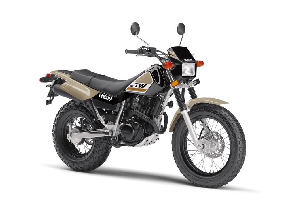 Дуал-спорты Yamaha XT250 / TW200 2019