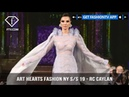 Art Hearts Fashion New York S S 2019 RC Caylan FashionTV FTV
