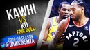 Kevin Durant vs Kawhi Leonard EPiC Duel 2018.11.29 - Kawhi With 37, KD With 51 Pts! | FreeDawkins