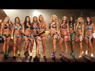 Girls of the Lingerie Football League
