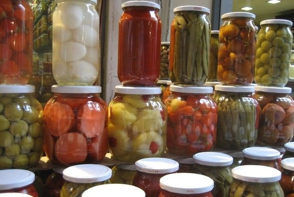 Секреты консервирования овощей и фруктов без потери витаминов