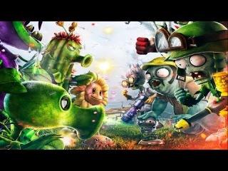 Plants vs. Zombies Garden Warfare - PS4 Trailer (Gameplay)