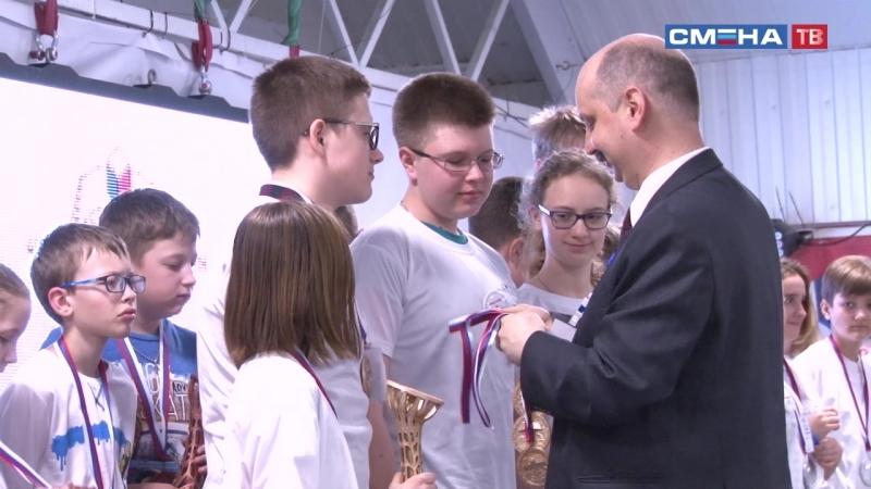 Во Всероссийском детском центре «Смена» прошёл финал III «Всероссийской олимпиады по 3D технологиям» » Freewka.com - Смотреть онлайн в хорощем качестве