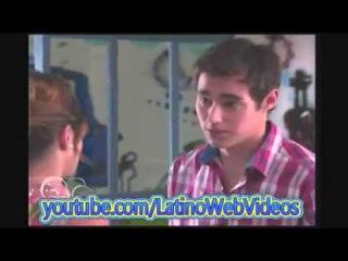 Violetta 2 - Виолетта видит сон с Леоном и придумывает новую песню - серия 34