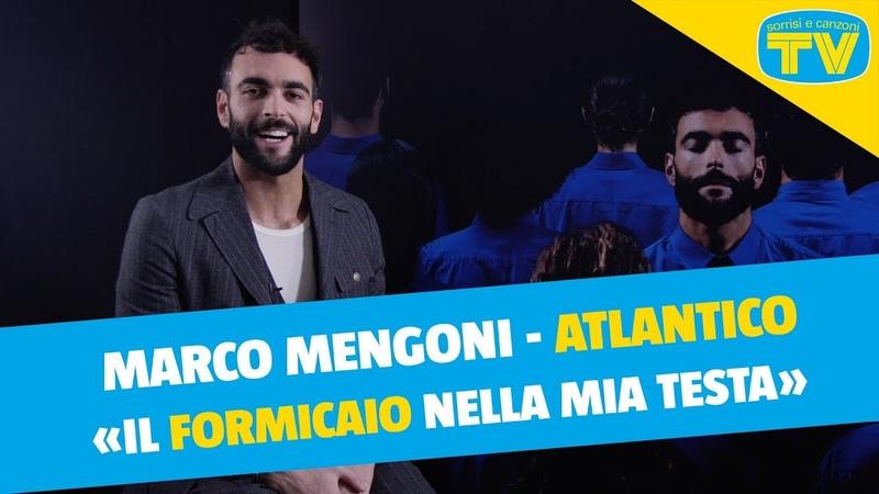 Intervista a Marco Mengoni Atlantico è un disco che vi sorprenderà
