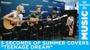 5 Seconds of Summer Teenage Dream Katy Perry Cover Live @ SiriusXM Hits 1