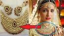 8 Most Expensive Wedding Necklaces of Television Divas - Drashti Dhami,Sanaya Irani