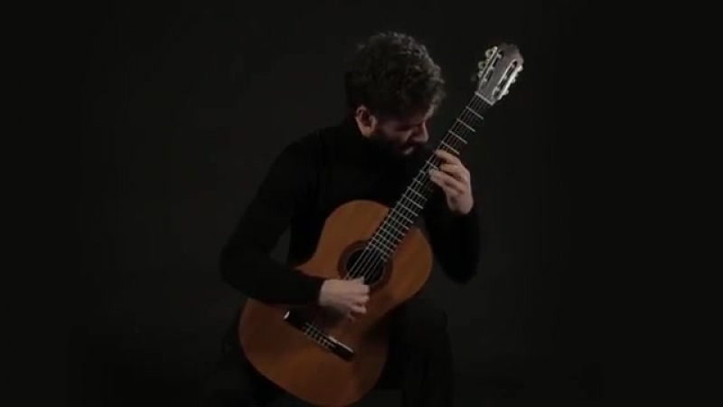 Giacomo Susani plays Dionisio Aguado - Rondo Brillante N.2 Op. 2