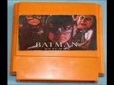 Стрим игры Batman Returns NES\Денди Прохождение