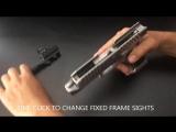 Новый 9-мм пистолет Alien