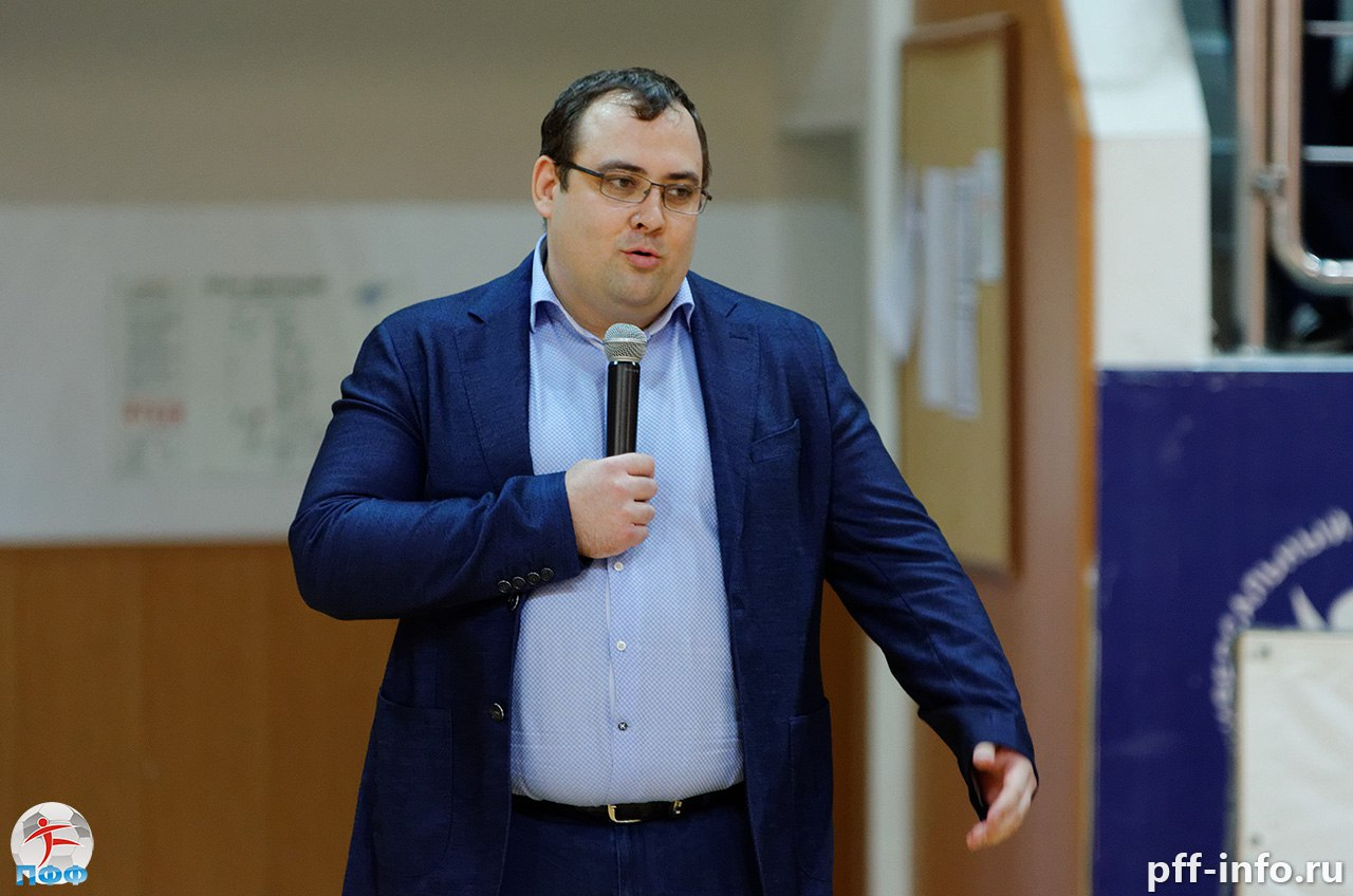 С Днем рождения, Сергей Геннадьевич!