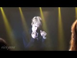 131123 Jaejoong WWW Aisa Tour Concert in Taiwan - Kiyomi (Only 6)