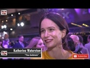 Katherine Waterston says she embraces the darkness of Fantastic Beasts 2 at the UK Premiere