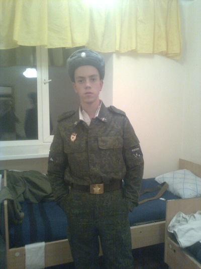 Дмитрий Демьян, 16 октября 1992, Тюмень, id55503660