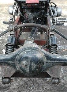 Квадроциклы самоделки своими руками фото 194